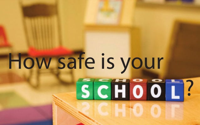 How do I talk to my child about school safety?