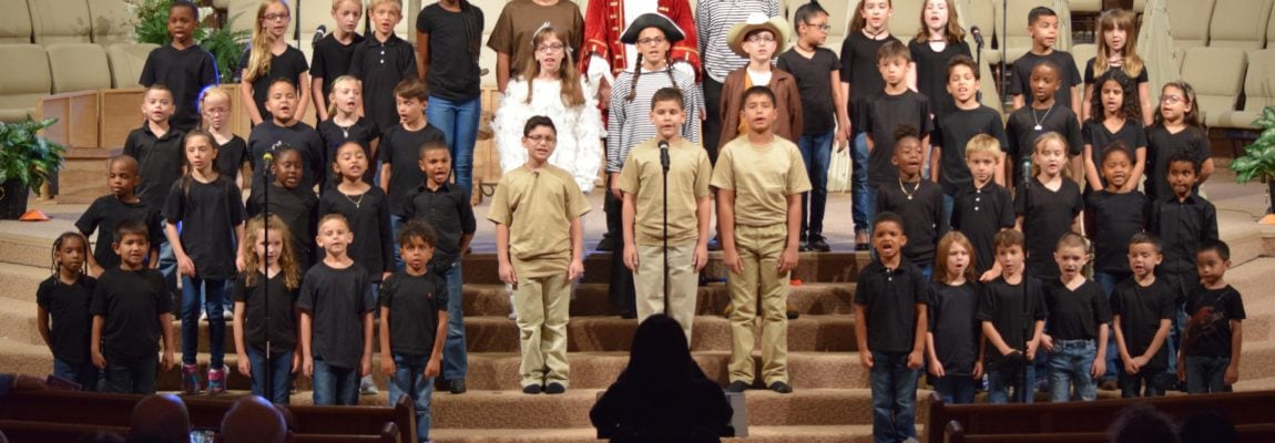 Hillsdale Christian Academy Spring Performance: Patch of the Pirate Goes West
